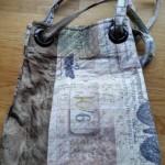 Väska med mönster från Quiltbiten.